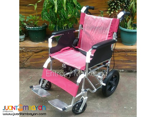 TRAVEL WHEELCHAIR LIGHT WEIGHT