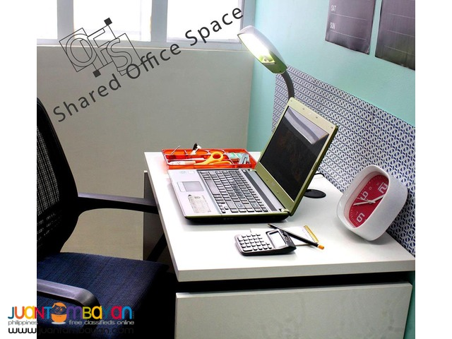 Shared Office Space in Bicutan, Paranaque