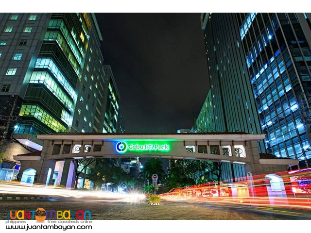 I T Park Condominium 38 Park Avenue Cebu City