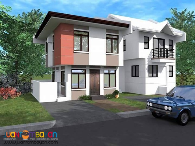 House and lot in Pasig Greenpark Tennesse Place
