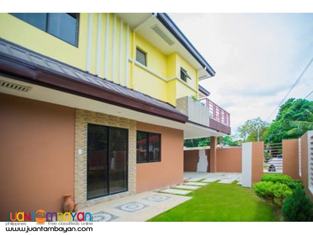 ready to occupy rent to own 4bedroom house talisay city cebu