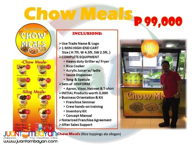 How to Franchise Food Cart Business