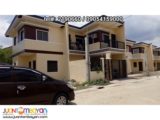 Single Detached House and Lot in Birmingham San Mateo near SM City