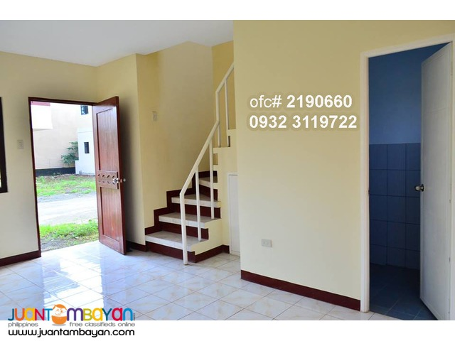Single and townhouse for Sale in Cainta Ortigas Extension Birmingham