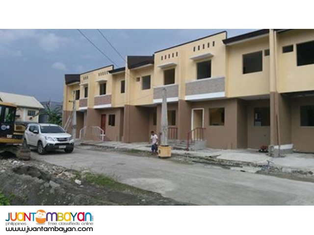 HOUSE AND LOT FOR SALE AT BIRMINGHAM METROPOLIS NEAR ORTIGAS