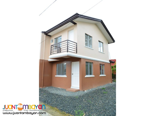 FOR SALE SINGLE DETACHED HOUSE AND LOT AT LAMAR SUBDIVISION