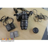 Selling Nikon D5000 DSLR 2nd Hand