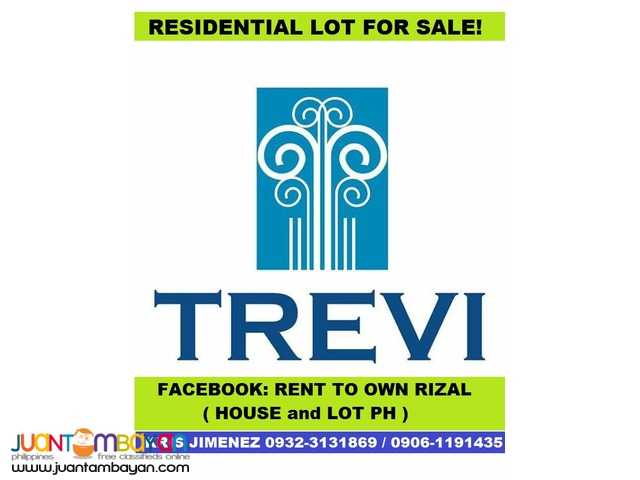 TREVI EXECUTIVE VILLAGE RESIDENTIAL LOT IN MARIKINA