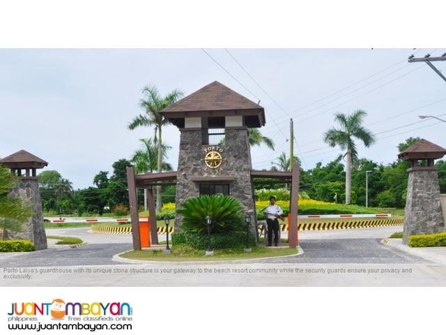 PORTO LAIYA Batangas Residential Beach Lots