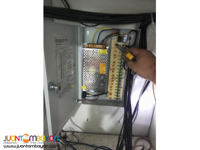 Structured Cabling, Onsite Repair and Maintenance, UPS Setup