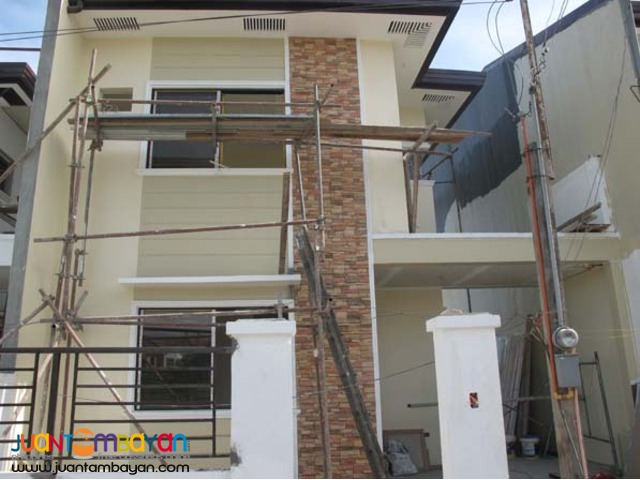 PH405 Townhouse in Pasig at 4.8M
