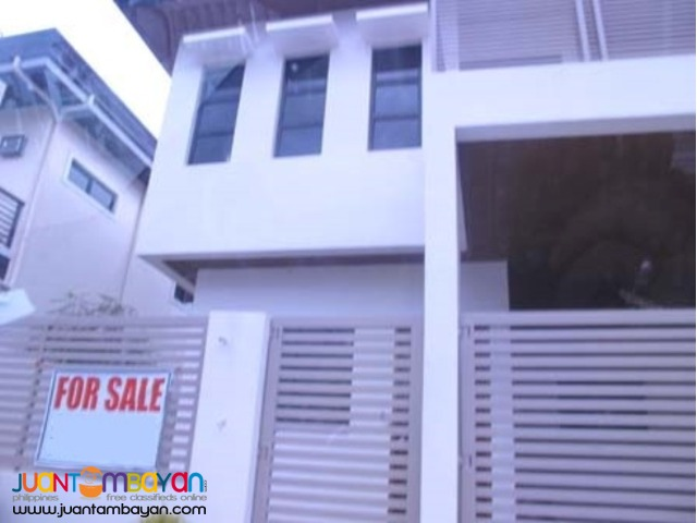 PH538 House and Lot for sale in Greenwoods Pasig at 6.9M