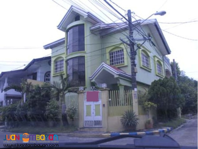 PH534 House and Lot for sale in Greenwoods Pasig at 7M