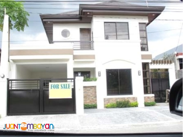 PH535 House and Lot for sale in Greenwoods Pasig at 8.5M