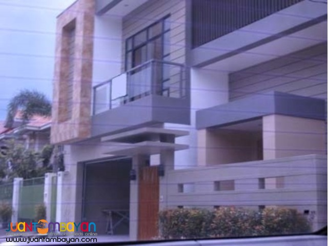 PH542 House and Lot for sale in Greenwoods Pasig at 9M