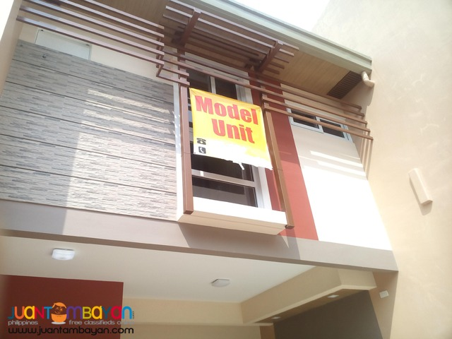 PH381 Townhouse in Novaliches for Sale at 5.9M