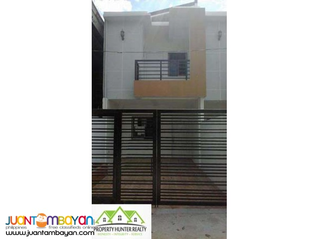 PH472 Townhouse for Sale in Antipolo 3.9M