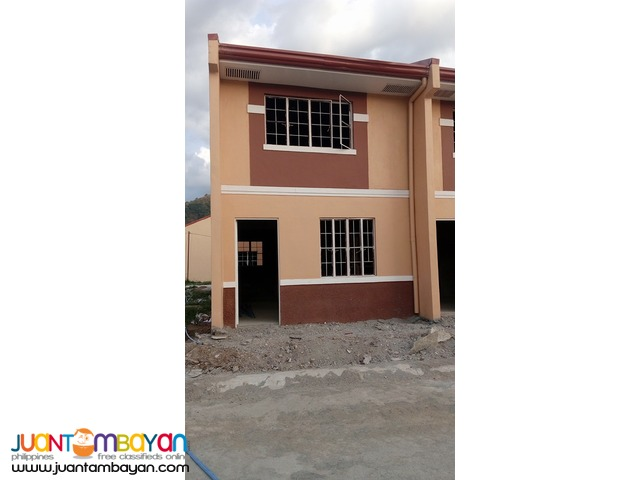 House and Lot for Sale in Vila San Mateo Guitnang Bayan
