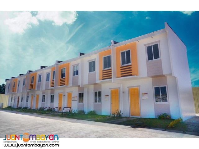 Townhouses at Richwood Subdivision.. Poblacion Compostela Cebu