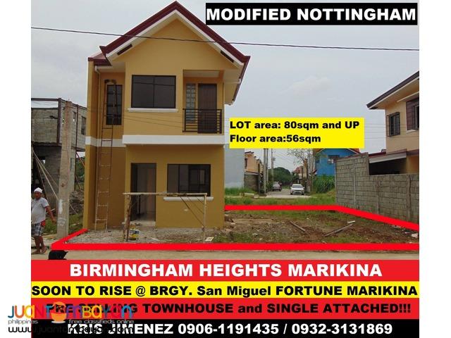 marikina heights BIRMINGHAM THRU PAG IBIG