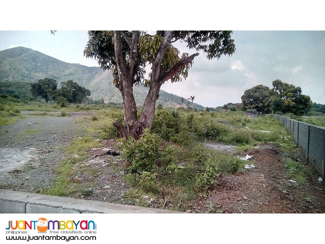Lot for sale at Sta. Clarita Homes