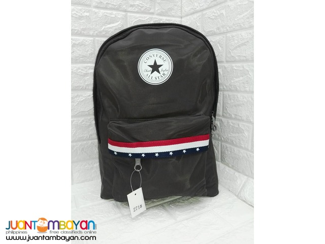 2fc84e5bea47 SCHOOL BAG - CONVERSE BACKPACK - VANS SCHOOL BAG - MSS016 Taytay
