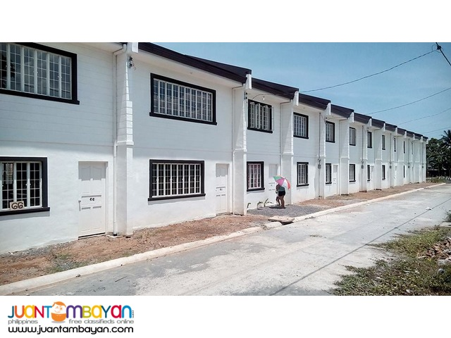 FOR SALE READY FOR OCCUPANCY TOWNHOUSE AT CASA BLANCA