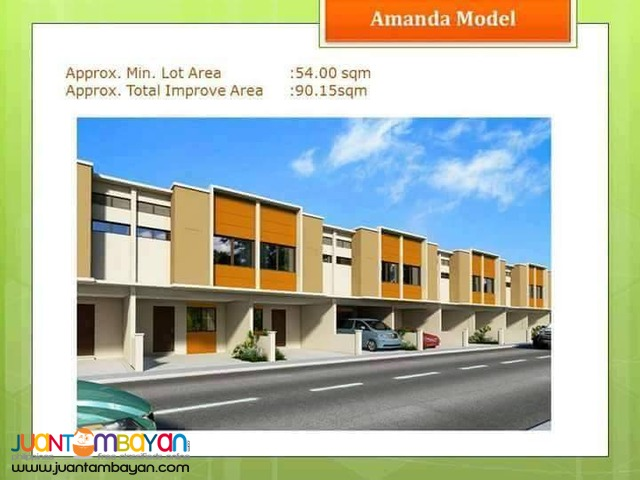 HOUSE AND LOT FOR SALE HAMPSTEAD NANGKA WITH COMPLETE AMENITIES