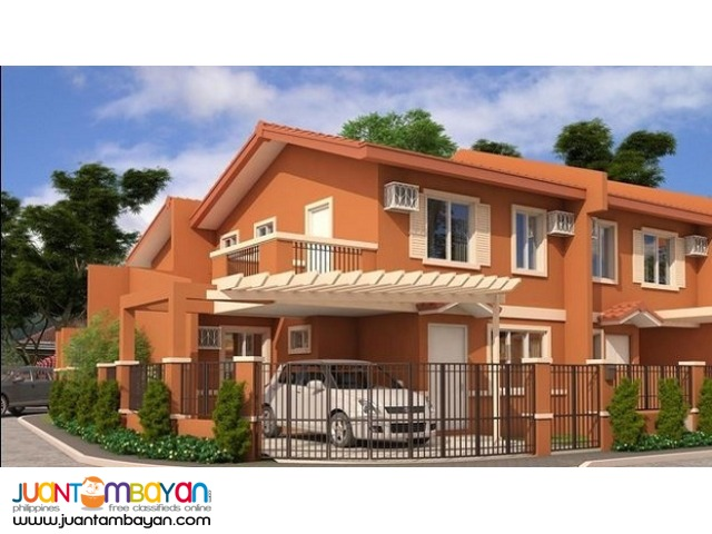 Affordable townhouse Taguig near BGC