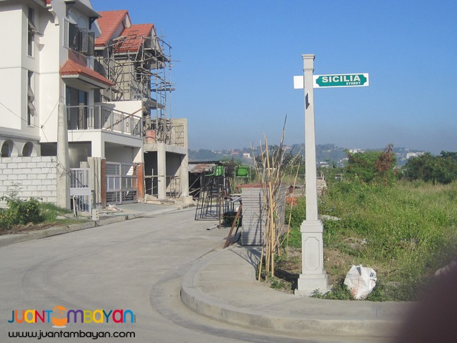 TREVI EXECUTIVE VILLAGE RESIDENTIAL LOT FOR SALE