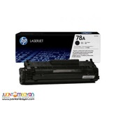 Available Brand New HP Toner Laserjet Cartridge CE278A