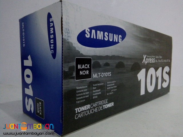 Available Brand New Samsung Toner Laserjet Cartridge MLT-D101S