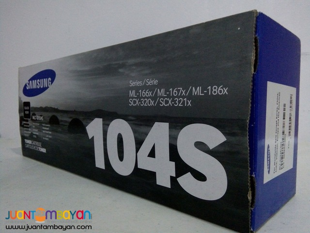 Available Brand New Samsung MLT-D104S