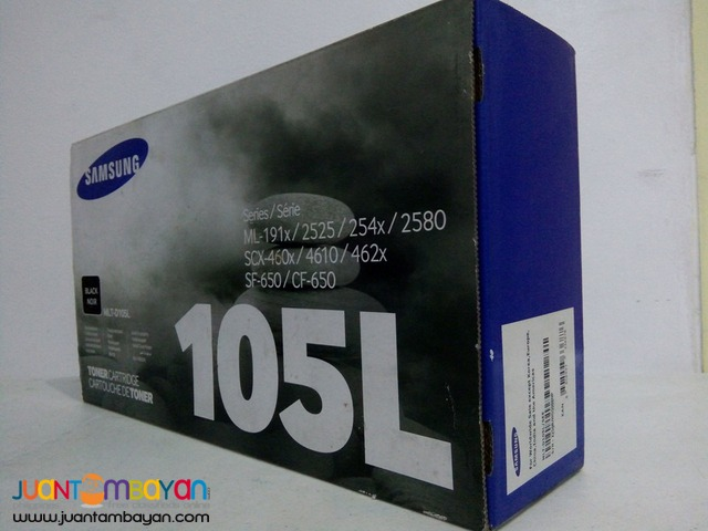Available Brand New Samsung MLT-D105L
