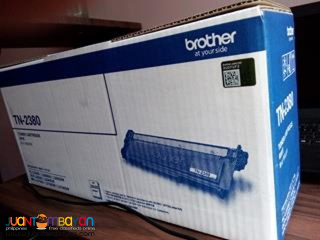 Available Brand New Brother TN 2380 Toner Laserjet Cartridge