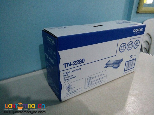 Available Brand New Brother TN2280 Toner Laserjet Cartridge