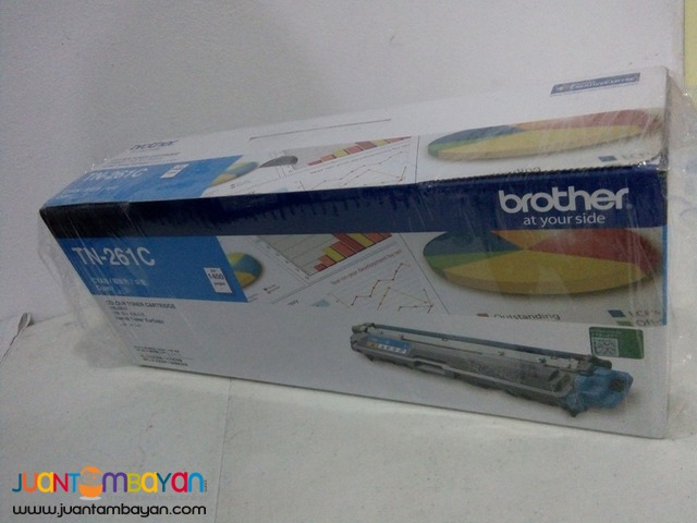 Available Brand New Brother TN261 (BCYM) Toner Laserjet Cartridge
