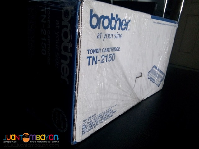 Available Brand New Brother TN2150 Toner Laserjet Cartridge