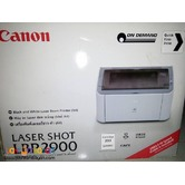 Available Free Use Printer Per Cartridge Single Function Canon LBP2900