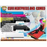 CUYI HEAT PRESS AND CAMEO