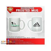 FROSTED MUG FOR SUBLIMATION PRINTING (Quaff) =