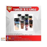 TUMBLER WITHOUT HANDLE
