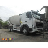 Mixer Truck 10w Howo 371hp Negotiable