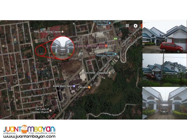 tagayatay house for sale