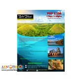 Bohol Tour Package with Loboc Cruise  & Countryside Tour PHP 3,298
