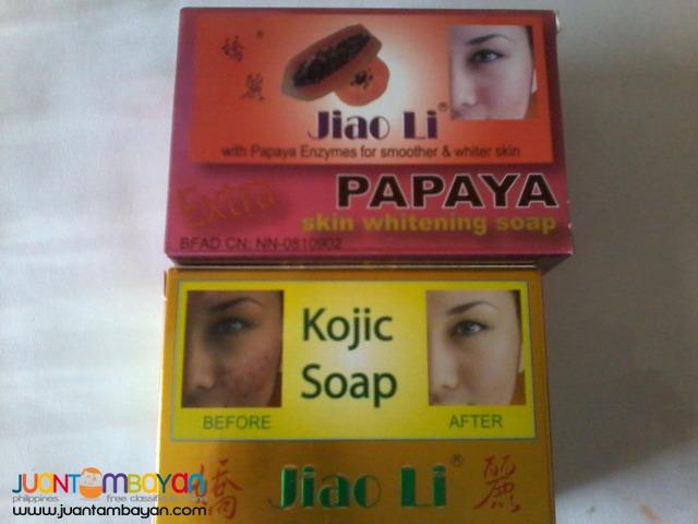 Jiao Li soap