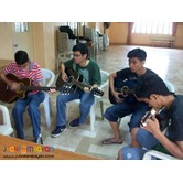 GUITAR LESSONS for Talents