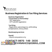 Affordable business registration and tax filing