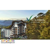 Vista Pinehill Pre-Selling Condo in Baguio 22K monthly