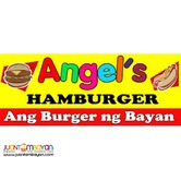 Alternative for Angels Burger : Heaven's Hamburger Franchise